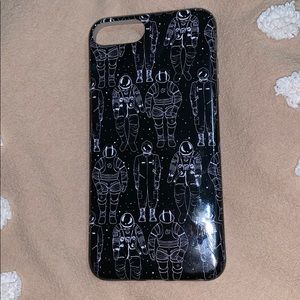 """""""Out of This World"""" Astronaut Phone Case"""